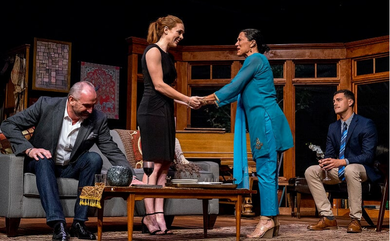 BWW Interview: Roxane Carrasco of MARGIN OF ERROR at The Roustabouts Theatre Co