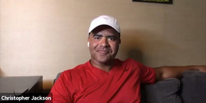 Christopher Jackson Inspires High School Students Video