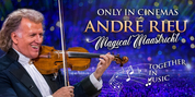 André Rieu in MAGICAL MAASTRICHT - TOGETHER IN MUSIC Comes to Cinemas This Year Photo