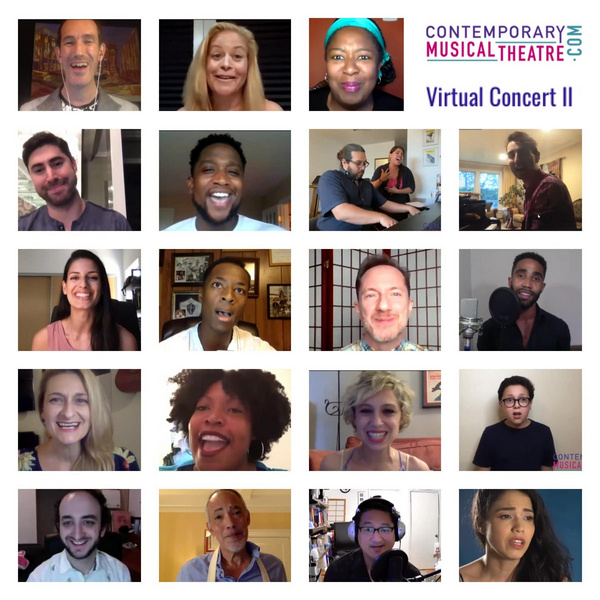 Photo Flash: ContemporaryMusicalTheatre.com Presents Virtual Concert II