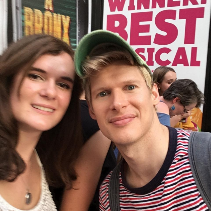BWW Blog: A Love Letter to the Stage Door