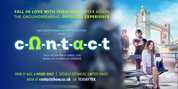 France's Production of C-O-N-T-A-C-T Transfers to London Photo