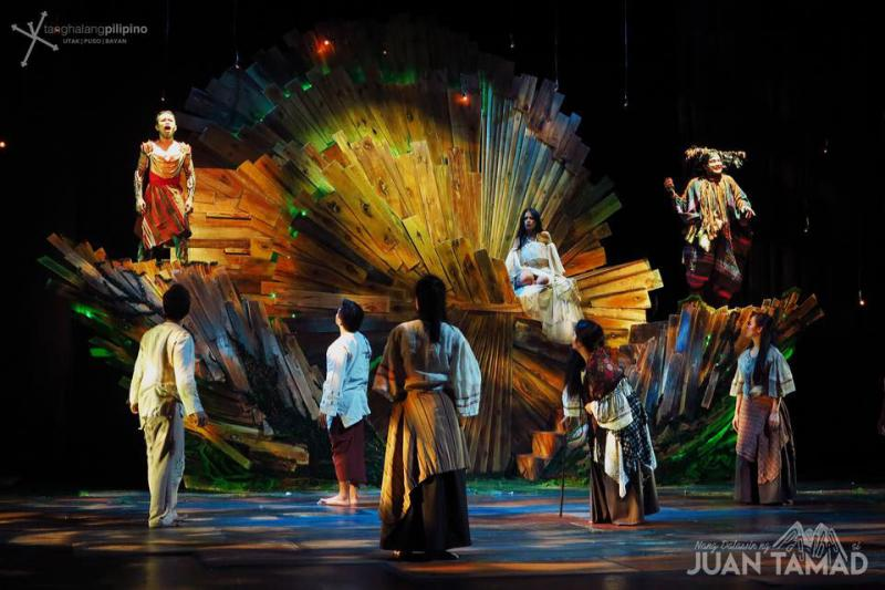 Tanghalang Pilipino Continues to Stream Theatrical Works This August