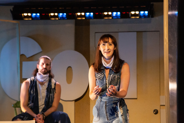 Photo Flash: Berkshire Theatre Group's GODSPELL Takes Bows as First Equity-Approved Musical
