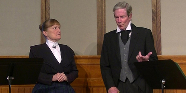 East Lynne Theater Co. Celebrates The 19th Amendment With NOT ABOVE A WHISPER Photo