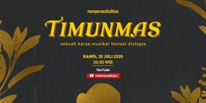 BWW Review: #MusikalDiRumahAja Dystopian Rendition TIMUN MAS is an Enchanting Chaos Photo