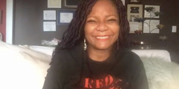 Tonya Pinkins Discusses Her New Film RED PILL and More on Backstage LIVE With Richard Ridg Video