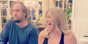 VIDEO: Goldie Hawn Dances to Outkast While Washing Dishes Photo