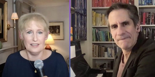 Exclusive: Watch 'What Could Be Better' From Liz Callaway and Seth Rudetsky LIVE; Now Avai Photo