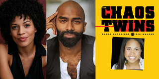 VIDEO: THE CHAOS TWINS Are Joined by Special Guest, Casting Director Erica A. Hart- Wednes Video