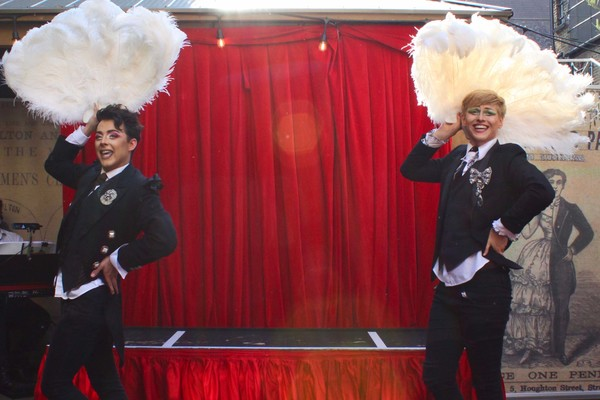 Photo Flash: Check Out Production Shots From FANNY AND STELLA Starring Jed Berry, Kane Verrall and More
