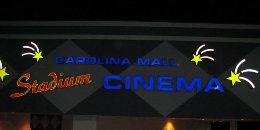 Carolina Mall Cinema Takes Show Outside with New Drive-In Theater Photo