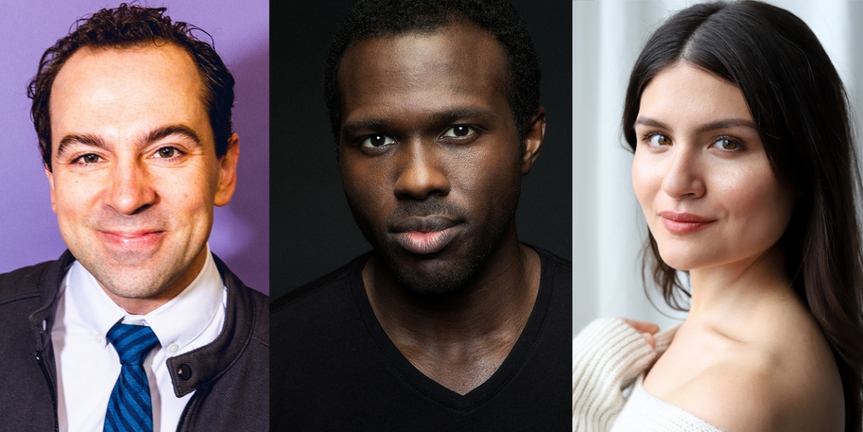 Rob McClure, Joshua Henry, Phillipa Soo and More Announced for MCC Theater's MISCAST20 Photo