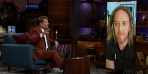 Tim Minchin Chats About UPRIGHT on THE LATE LATE SHOW Video