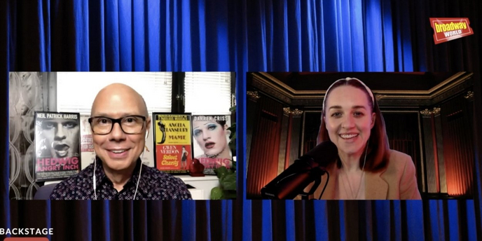 VIDEO: Get Obsessed with Lena Hall on Backstage Live with Richard Ridge- Watch Now! Video