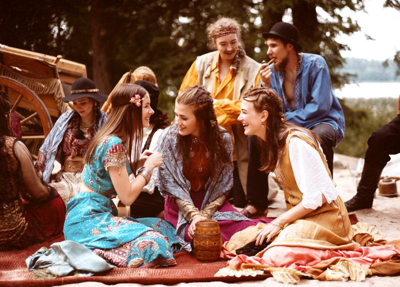 BWW Review: GYPSY CAMP GOES TO HEAVEN at Summer Theatre Of Vuohensaari
