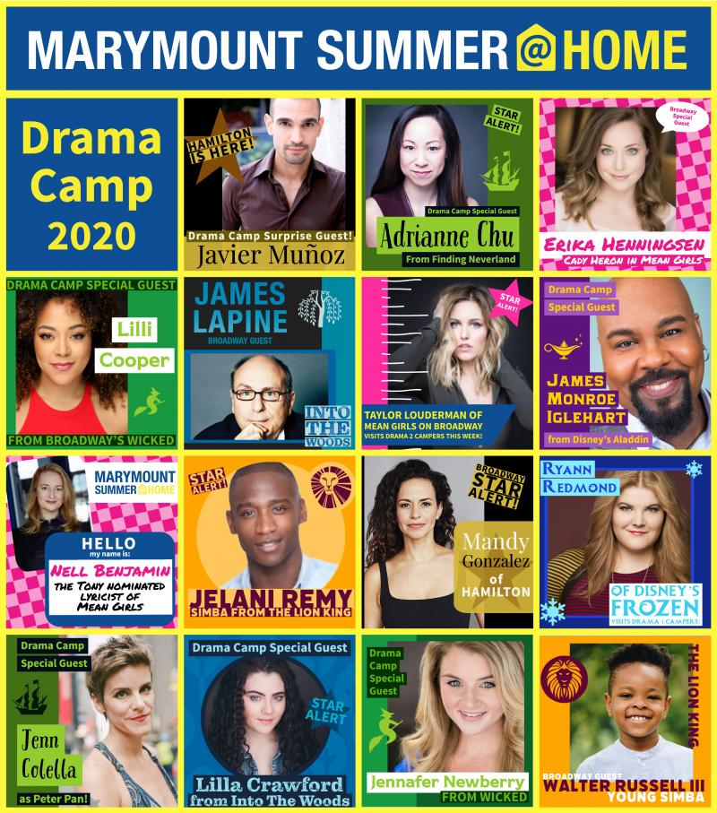 BWW Interview: Laura Pietropinto and Rita Pietropinto Kitt Talk About How Marymount Drama Camp is Going Virtual This Year!