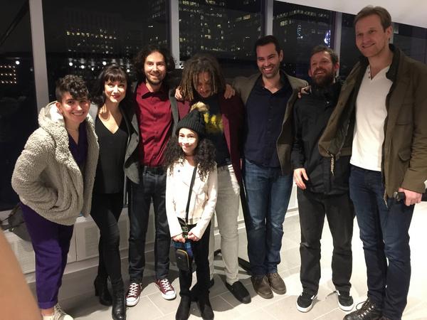 Photo Flash: Inside the KILLIAN & THE COMEBACK KIDS Teaser Premiere