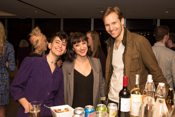 Yael Elisheva, Shannon O'Boyle and Andrew O''Shanick Photo