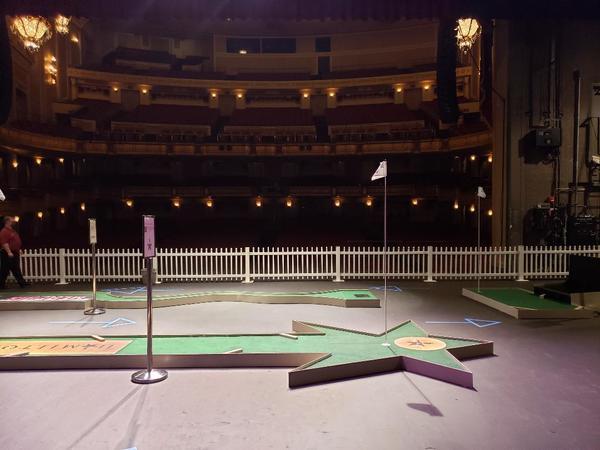 BWW Previews: ORPHEUM THEATRE MEMPHIS IS PROUD TO PRESENT… BROADWAY MINI GOLF! at Orpheum Theatre Memphis