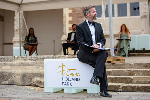 Photo Flash: Inside the Concert Production of A LITTLE NIGHT MUSIC at Holland Park