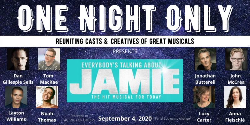 BWW Interview: Tom MacRae of EVERYBODY'S TALKING ABOUT JAMIE Talks One Night Only Reunion