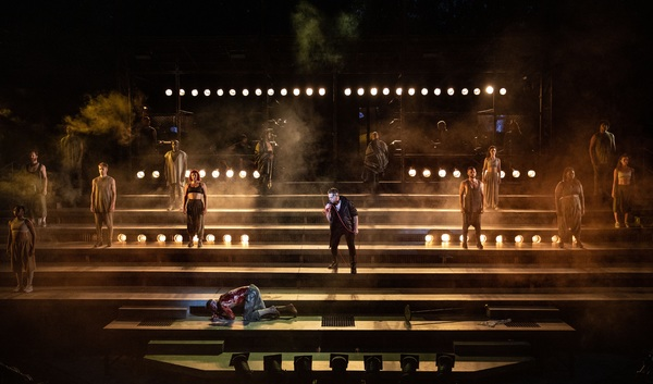 Photo Flash: First Look at JESUS CHRIST SUPERSTAR: THE CONCERT at Regent's Park Open Air Theatre