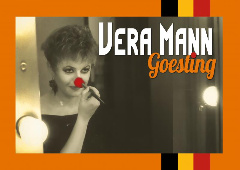 BWW FEATURE: NIEUWE ONEWOMANSHOW VOOR VERA MANN at National Tour