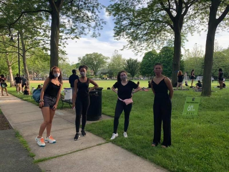 #MeaningfulMonday - Meet Nicole, Mikaela, Carmiya, and Izzy with Evanston Black-Owned Businesses Fundraiser!