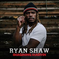 Ryan Shaw's New Studio Album IMAGINING MARVIN Set for November Release