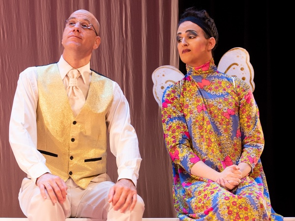 Photo Flash: LA CAGE AUX FOLLES Premieres in Israel A Year Ago Today