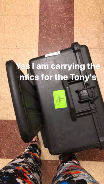 BWW Blog: That Time I Snuck Into the Tony Awards