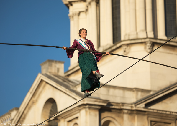 Photo Flash: Greenwich+Docklands International Festival Opens Today; Take a Look Back at Festivals Past!