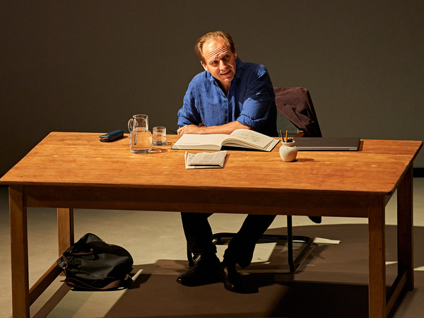 Photo Flash: See Ralph Fiennes in Bridge Theatre's BEAT THE DEVIL