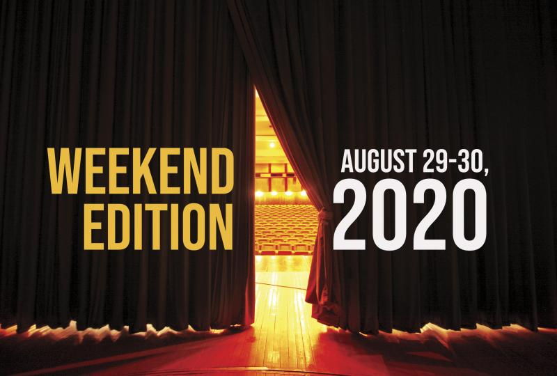Virtual Theatre This Weekend: August 29-30- with Sierra Boggess, Uptown Players, and More!