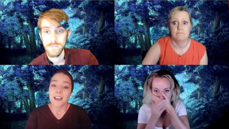 BWW Review: The Seeing Place Addresses LGBTQIA+ Issues Through Shakespeare's A MIDSUMMER NIGHT'S DREAM
