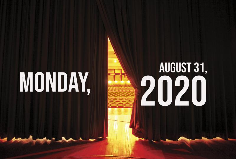 Virtual Theatre Today: Monday, August 31- with Sierra Boggess,  Katie Finneran, and More!