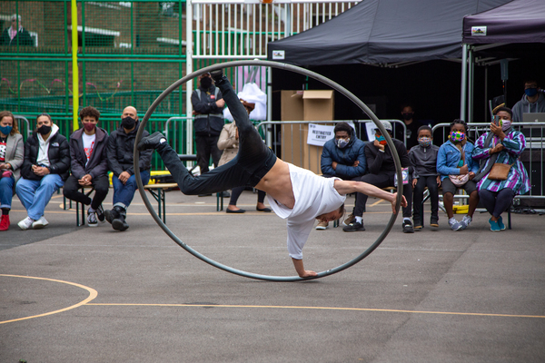 Photo Flash: See BLACK VICTORIANS, IN MEMORIAM and More From the Greenwich+Docklands International Festival