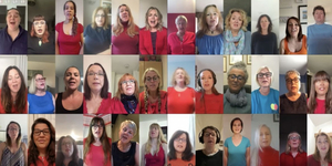 ExcludedUK Virtual Choir Sings 'One Day More' From LES MISERABLES Video