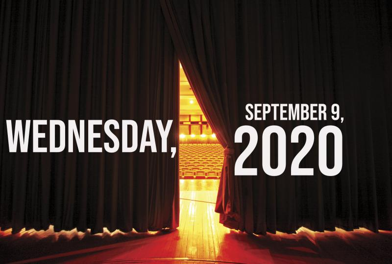 Virtual Theatre Today: Wednesday, September 9- with Amanda Green, the Righteous Brothers and More!