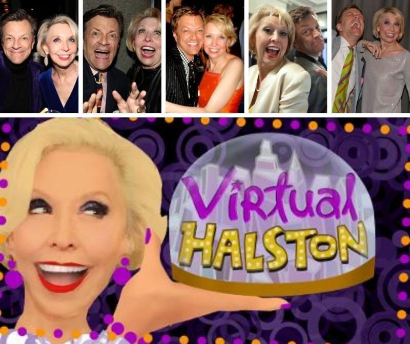 BWW Previews: Julie Halston Finally Welcomes Jim Caruso to VIRTUAL HALSTON