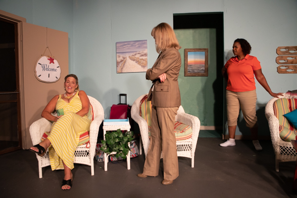 Photo Coverage: First look at Curtain Players' THE DIXIE SWIM CLUB