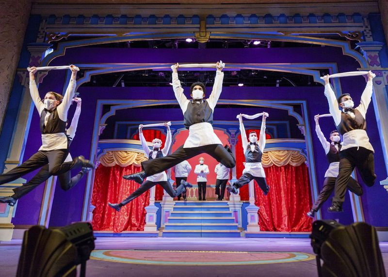 BWW Review: Put on Your Sunday Masks: The Garden's HELLO, DOLLY! Reminds Us There's a World Out There