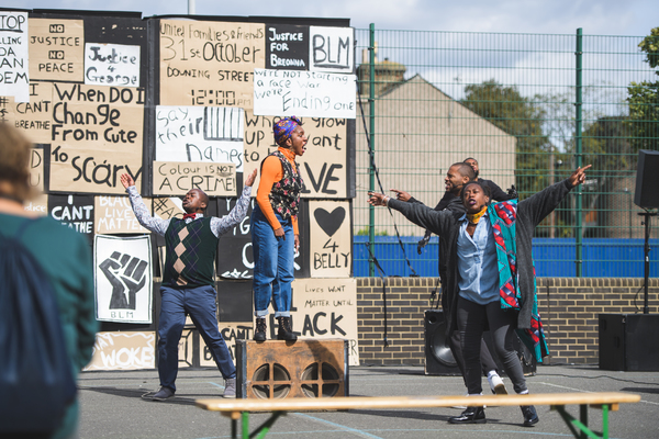 Photo Flash: Greenwich+Docklands International Festival Closes Out Its Final Weekend