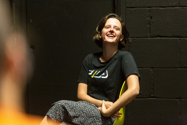 Photo Flash: Inside Rehearsal For SUNNYMEAD COURT at the Tristan Bates Theatre