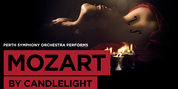 Perth Symphony Orchestra Presents MOZART BY CANDLELIGHT Photo