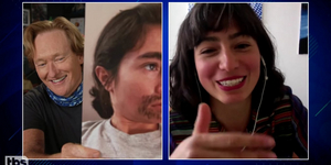 Melissa Villaseñor Does Her Impression of Lin-Manuel Miranda Video