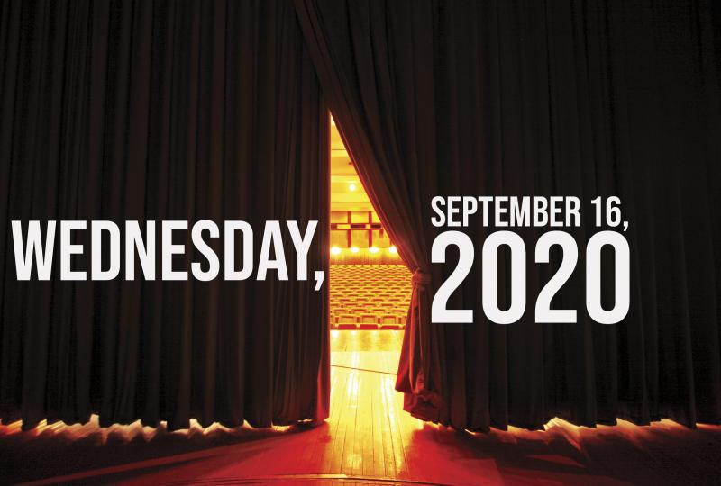 Virtual Theatre Today: Wednesday, September 16- with Corey Cott, Aaron Lazar and More!