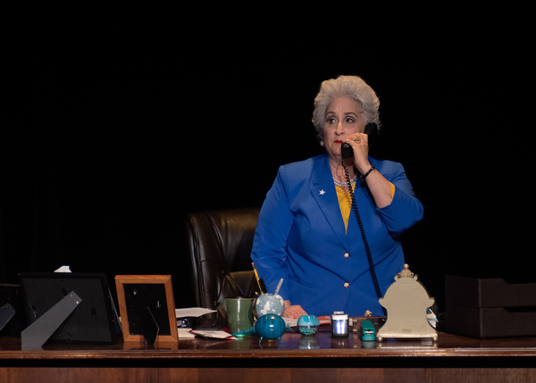Photo Flash: Take a Look at Firehouse Theatre's Production of ANN