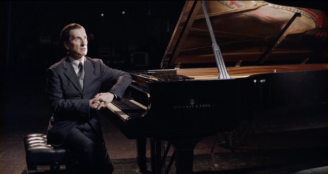 BWW Review: Hershey Felder as GEORGE GERSHWIN ALONE LIVESTREAM from Florence.